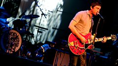 Noel Gallagher - Interview with Jo Whiley