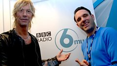 Duff McKagan - Interview with Shaun Keaveny