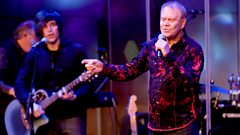 Glen Campbell - Interview with Jo Whiley