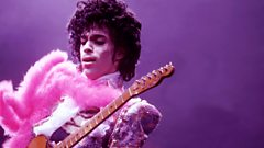 A taster of Prince: A Purple Reign