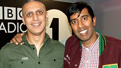 Nitin Sawhney - Interview with Nihal