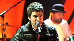 Noel Gallagher chats to Jools Holland