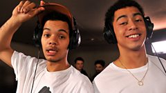 Rizzle Kicks in the Live Lounge (INTERVIEW ONLY)