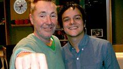 Nigel Kennedy talks jazz with Jamie Cullum