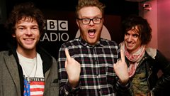 Tribes - Interview with Huw Stephens