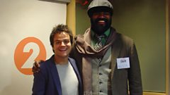 Gregory Porter - Interview with Jamie Cullum