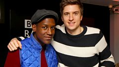 Labrinth - Interview with Greg James