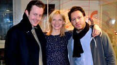 Jo Whiley - Chase & Status on the Brit Awards