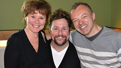 Michael Ball and Imelda Staunton talk about Sweeney Todd with Graham Norton