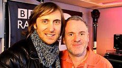 Chris Moyles talks to David Guetta