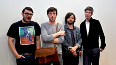 The Futureheads - Interview with Marc Riley