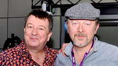 808 State's Graham Massey - Interview with Stuart Maconie