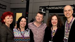 Kathryn Williams & The Pond - Interview with Stuart Maconie