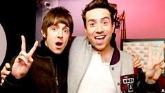 Miles Kane - Interview with Nick Grimshaw
