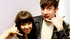 Carly Rae Jepsen - Interview with Nick Grimshaw
