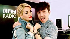Rita Ora live with Nick Grimshaw