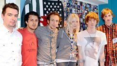 Mystery Jets - Interview with Lauren Laverne