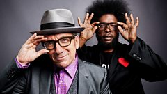 Elvis Costello talks to Jo Whiley