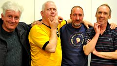 The Three Johns - Interview with Marc Riley