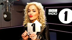 Rita Ora chats with Reggie Yates