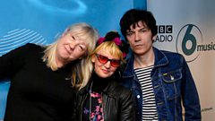 The Primitives - Interview with Liz Kershaw