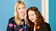 Regina Spektor - Interview with Lauren Laverne