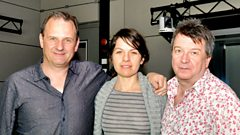 Jesca Hoop in conversation with Radcliffe and Maconie