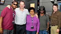 The Skatalites - Interview with Radcliffe and Maconie