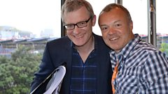 Gary Barlow chats to Graham Norton about the Diamond Jubilee