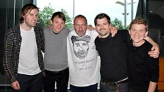 Field Music - Interview with Marc Riley