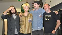 Liars - Interview with Marc Riley