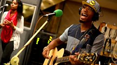 B.o.B - Interview with Fearne Cotton