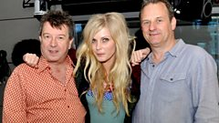 The Asteroids Galaxy Tour live with Radcliffe and Maconie