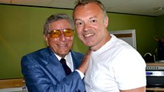 Tony Bennett live with Graham Norton