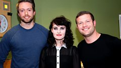 First Aid Kit - Interview with Dermot O'Leary