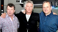Paul Weller - Interview with Radcliffe and Maconie
