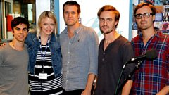 Electric Guest - Interview with Lauren Laverne