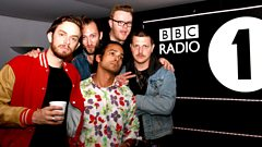 Yeasayer speak with Huw Stephens