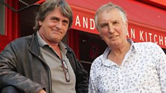 Mike Oldfield interview with Johnnie Walker.