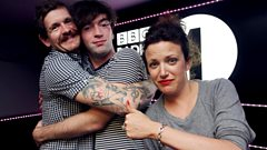 Pulled Apart By Horses chat to Annie Mac