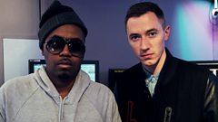 Nas interview with Benji B
