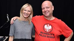 Black Francis from Pixies speaks to Jo Whiley