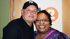 Jocelyn Brown chats to Dave Pearce