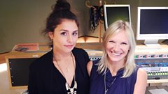 Jessie Ware chats to Jo Whiley
