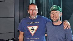 Jason Lytle speaks to Marc Riley