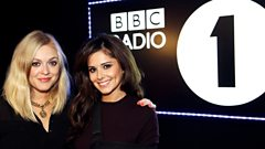 Cheryl talks to Fearne Cotton