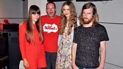 First Aid Kit chat to Marc Riley