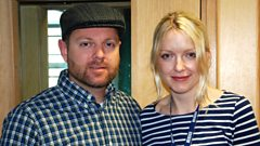 DJ Shadow in conversation with Lauren Laverne