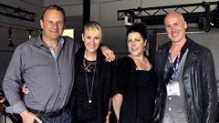 The Human League chat to Mark Radcliffe