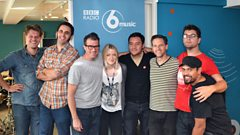 Calexico in the studio with Lauren Laverne